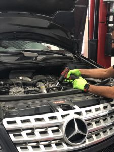 Mercedes-Benz Service Repairs Langley